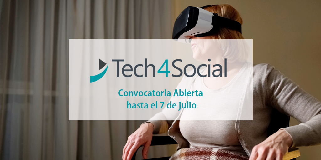 Convocatoria Tech4Social
