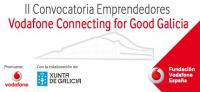 "Convocatoria para Emprendedores ""Vodafone Connecting for Good Galicia"""